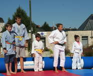 Judo Tour Aquitain à Terrasson
